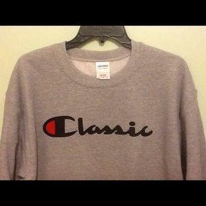 Classic Sweatshirt New